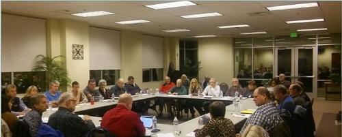 Carmichael HART Meeting – July