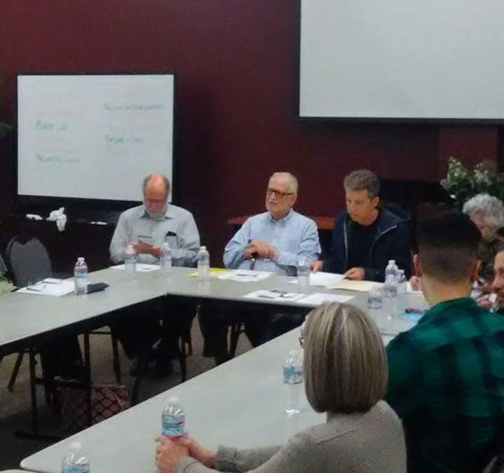 Carmichael HART Meeting – February